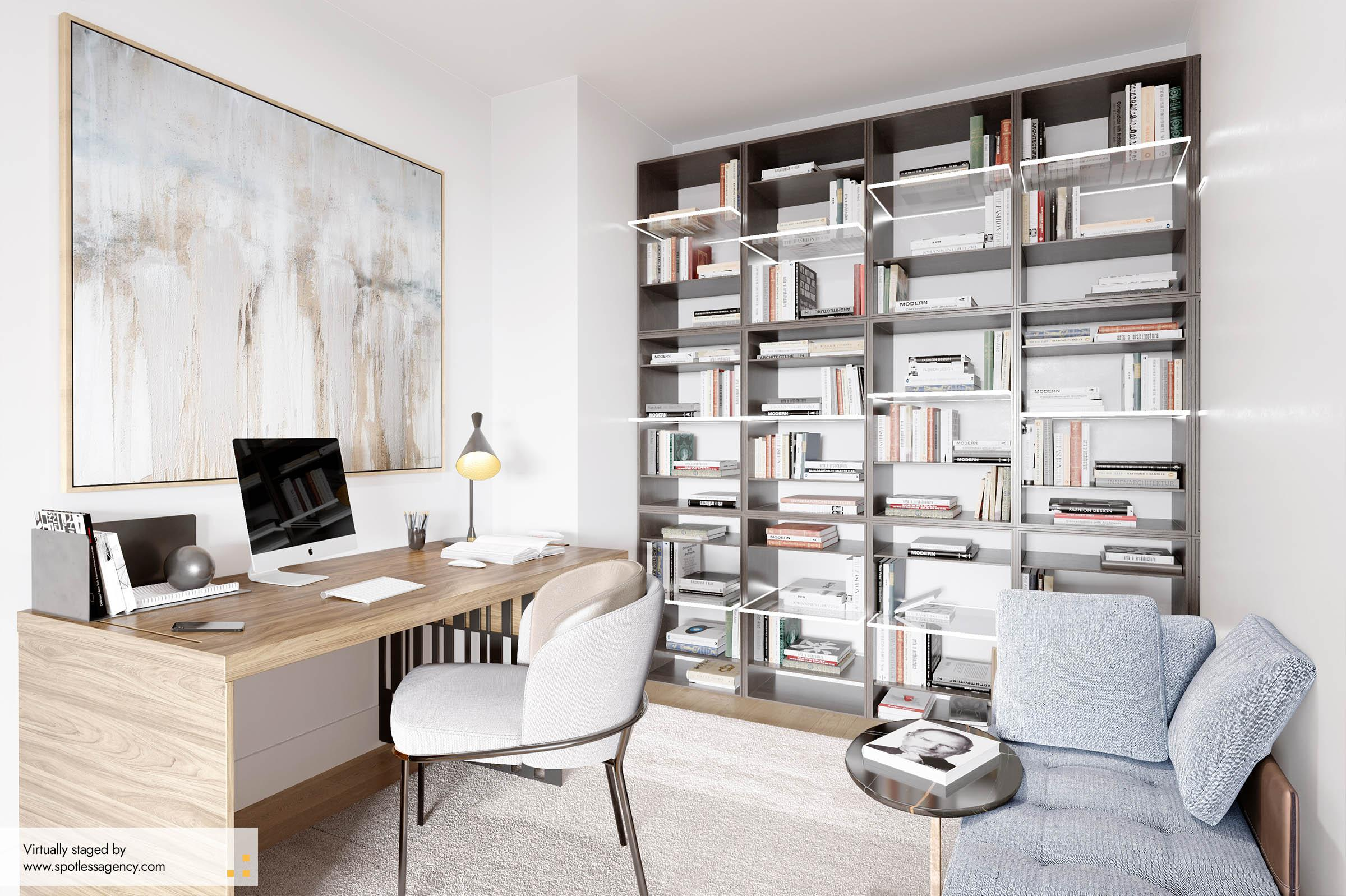 Virtual Staging Modern Style