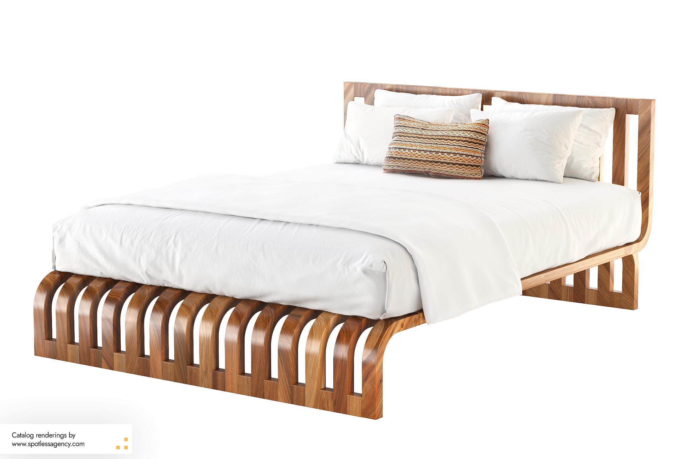 Bed Rendering 4