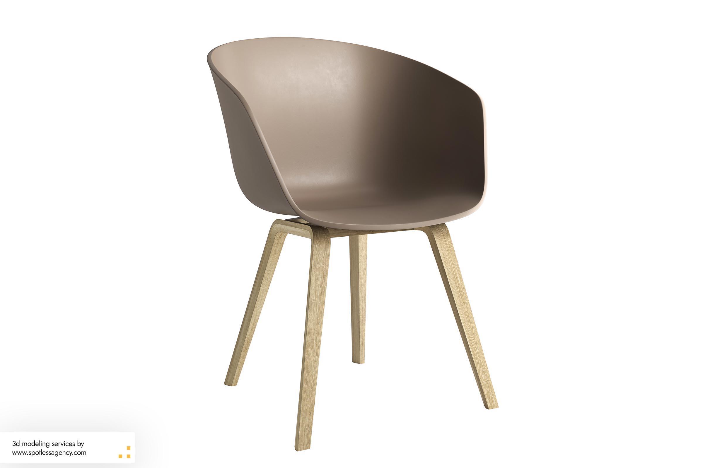 3d Model Chair 3