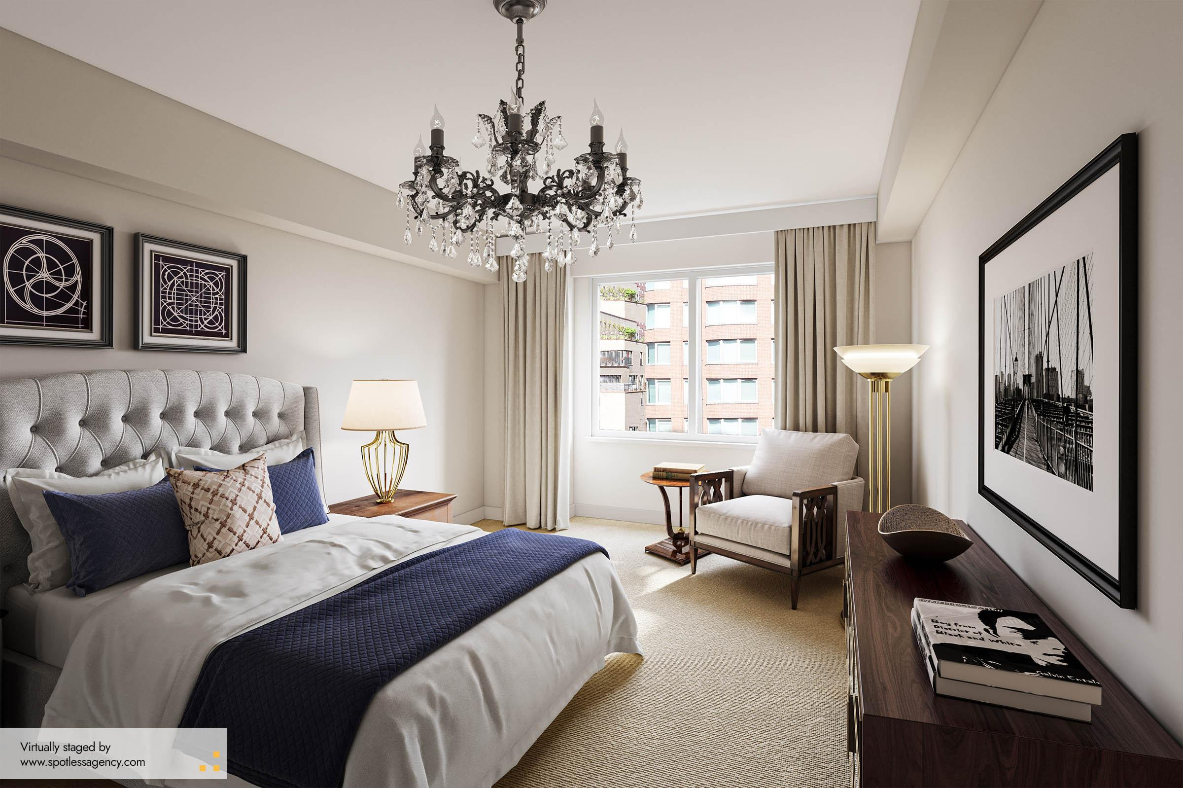Virtual Staging Traditional Style