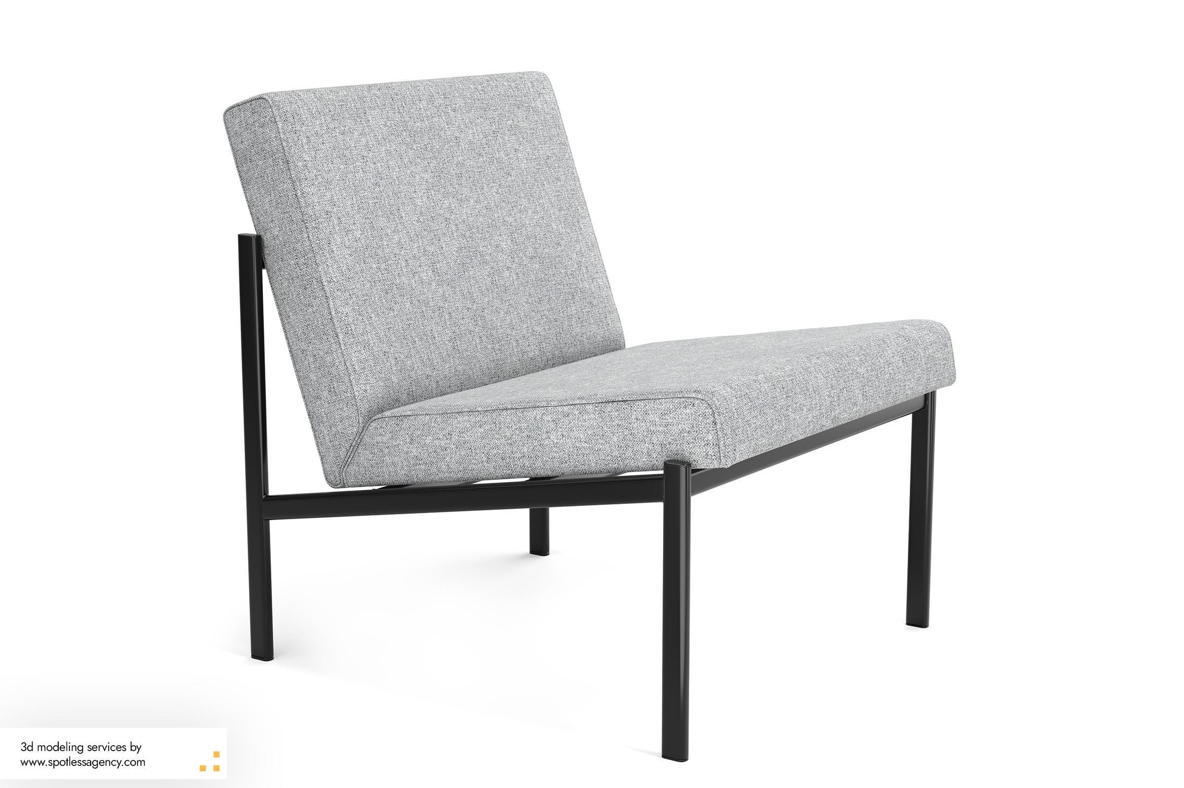 3d Model Chair 9