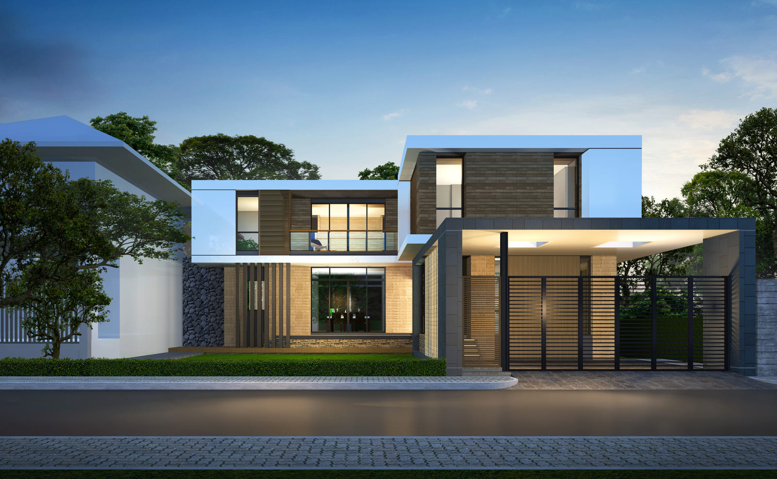 Residential architecture 1