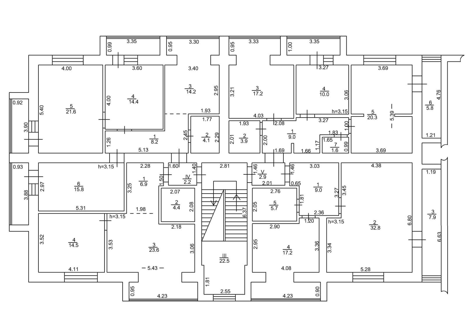 How to create a 2D floor plan