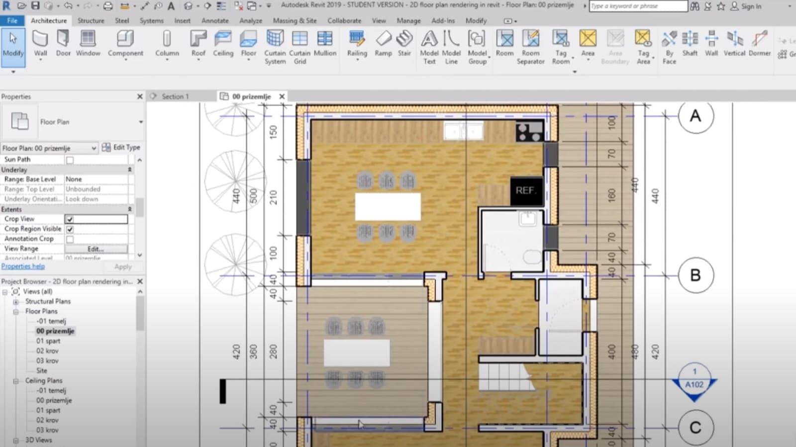 2d floor plan software