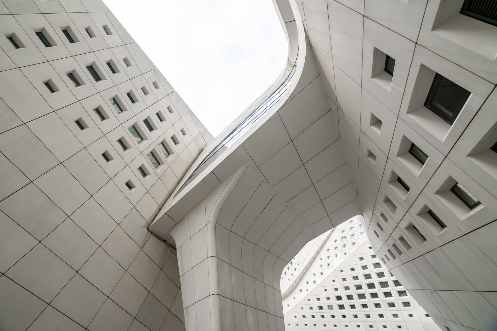Modern trends of cultural architecture