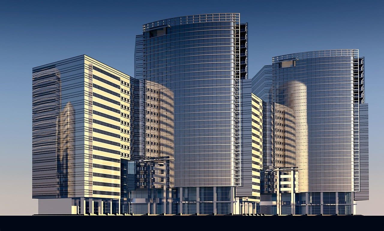 Urban and landscape architecture