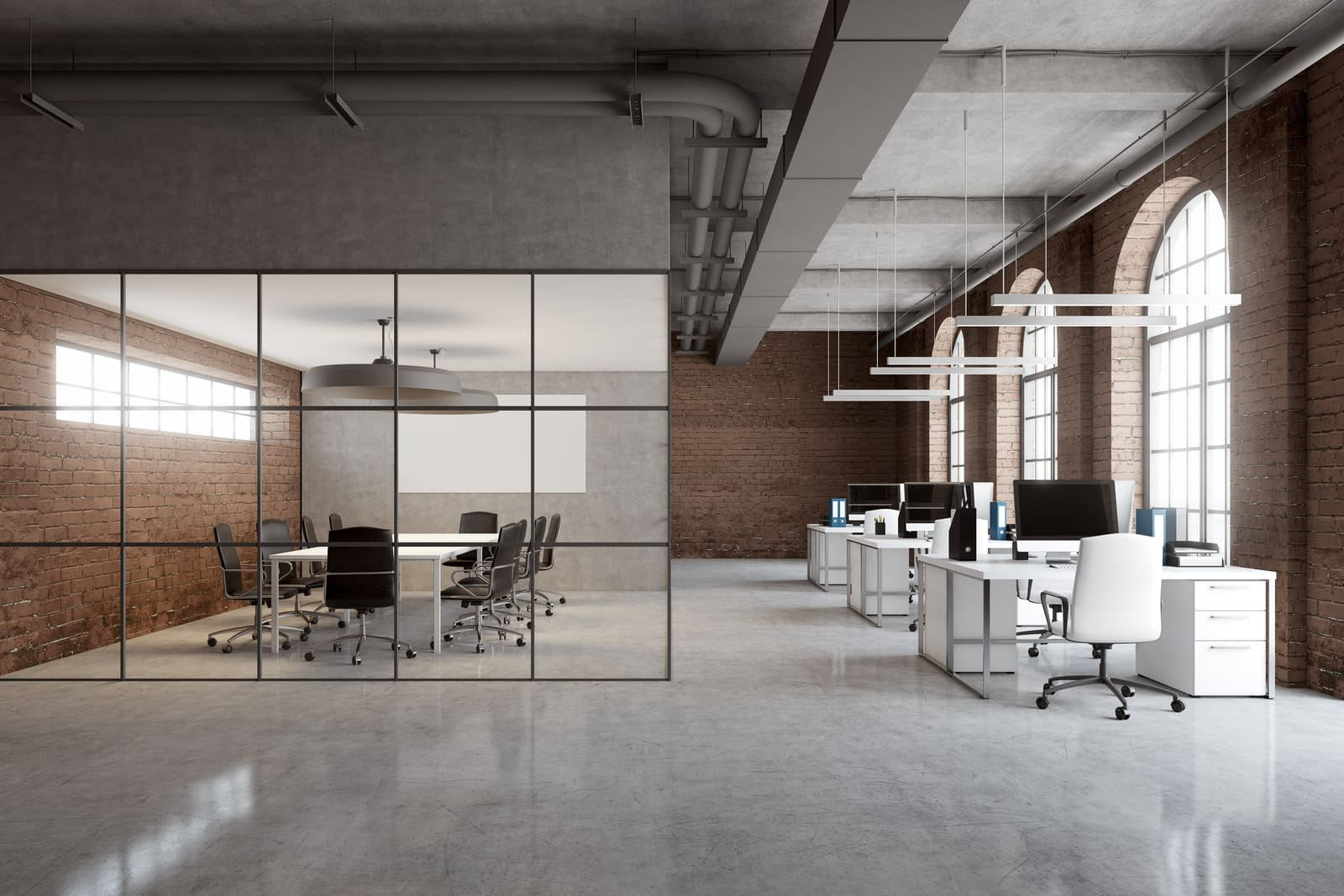 Defining commercial architecture