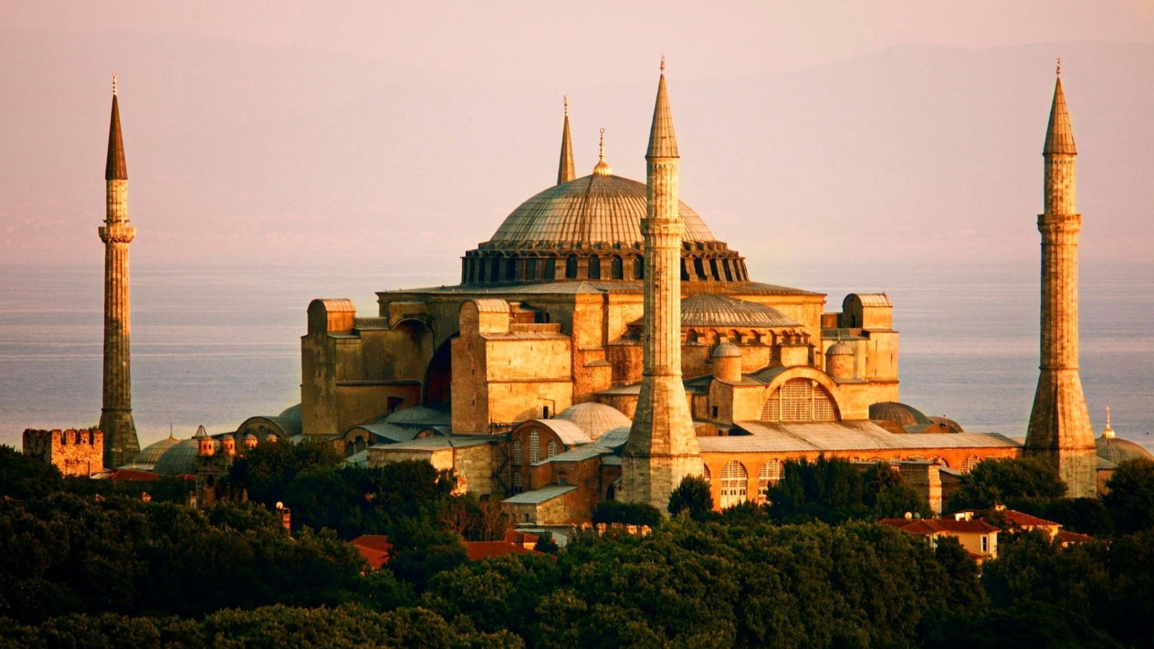 Temple of the Holy Wisdom of God (Turkey)