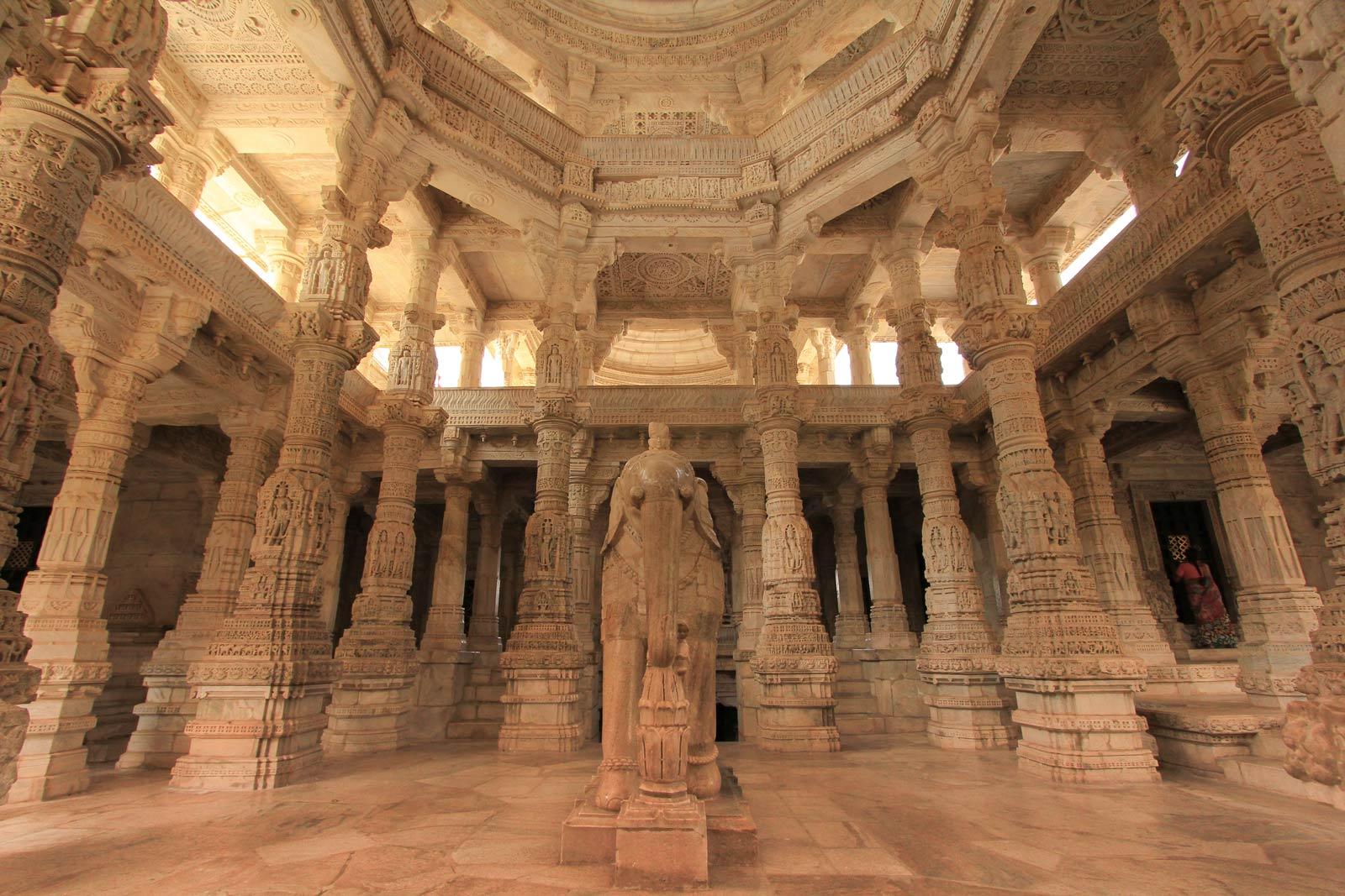 Dilwara Temple (Rajasthan)