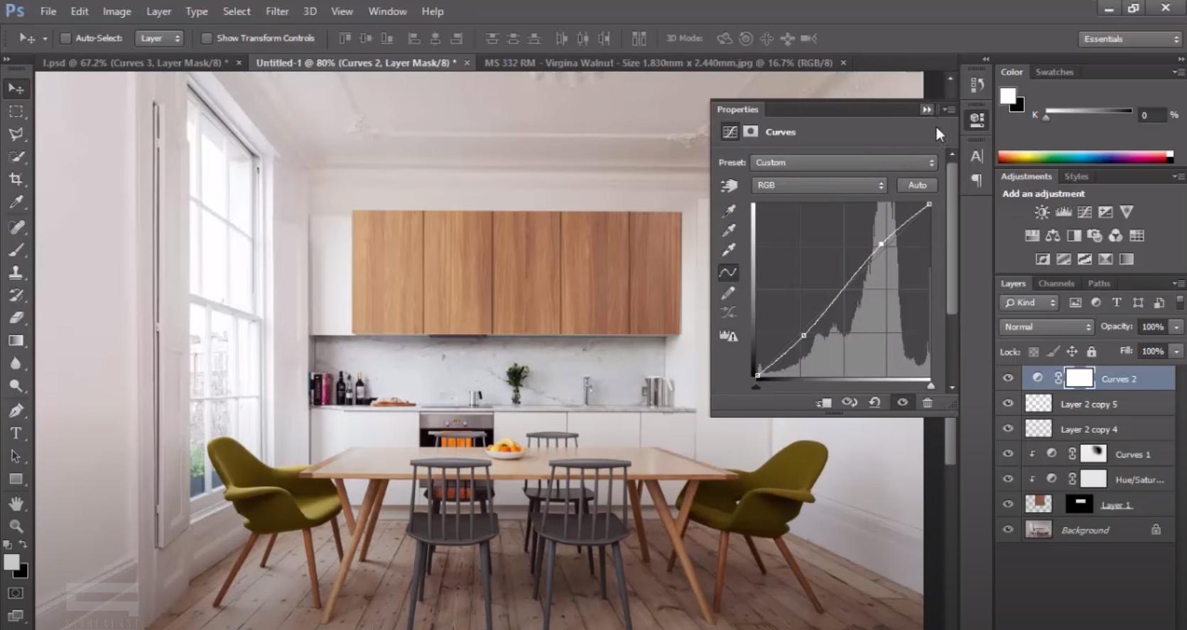 Photoshop kitchen