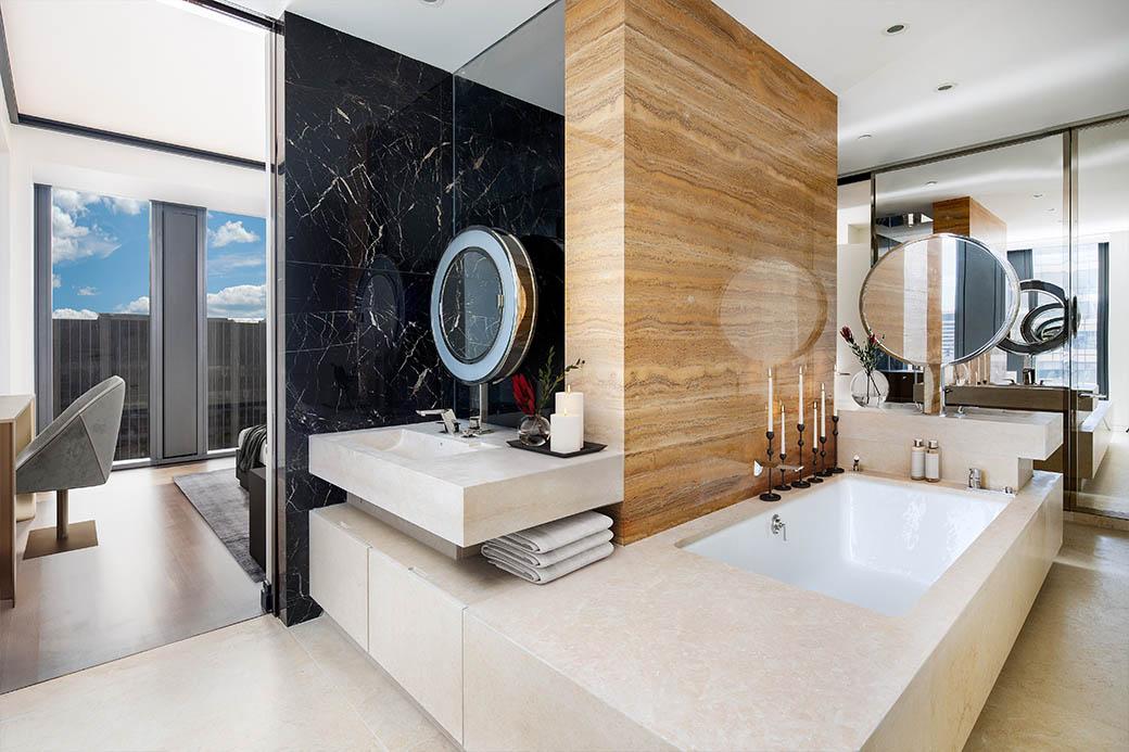 Virtual Staging Bathroom
