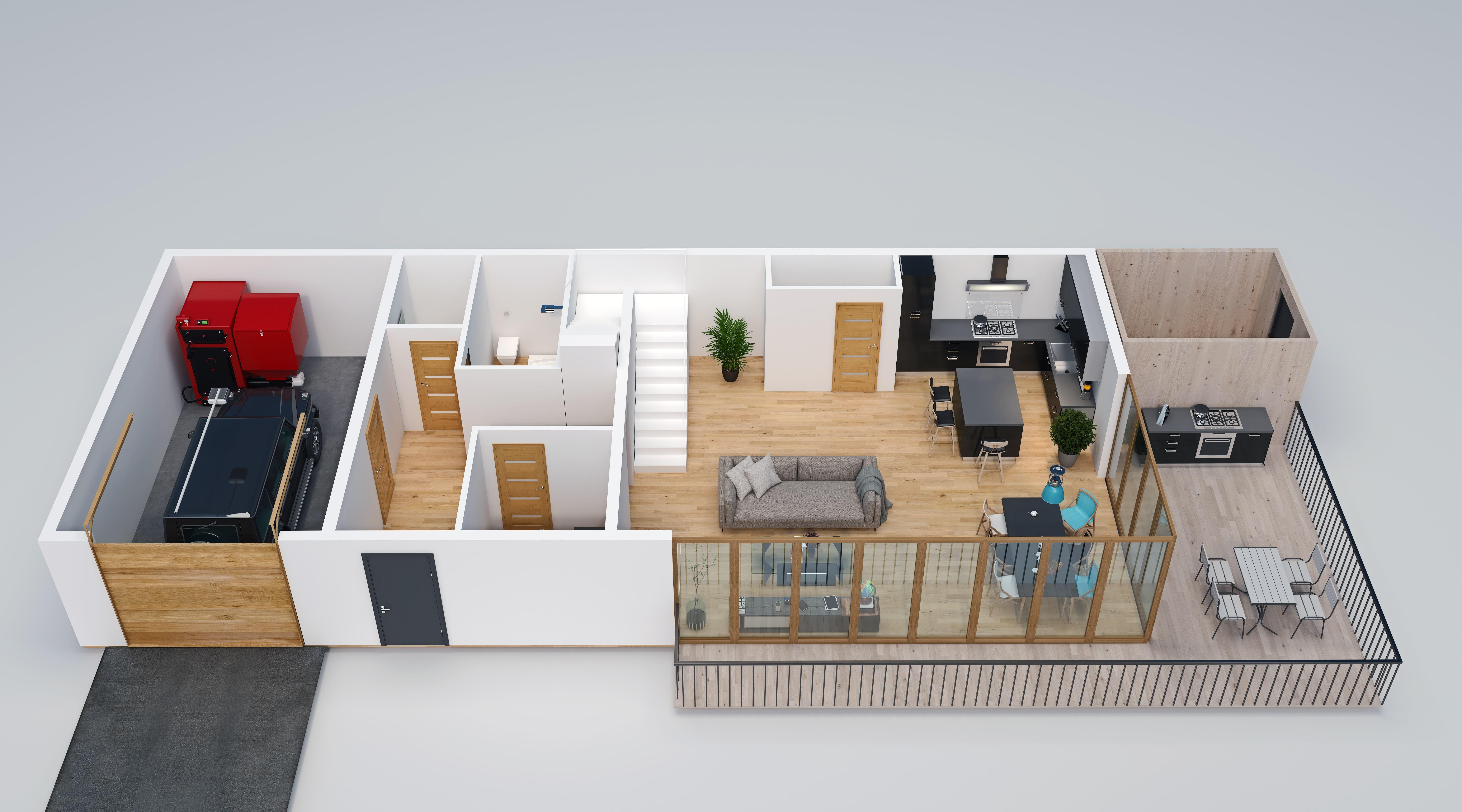 floor plan feng shui