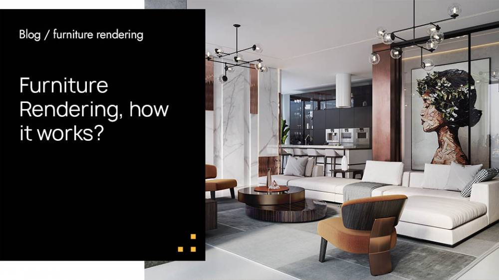Furniture Rendering, how it works?