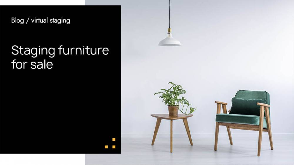 Staging Furniture for sale