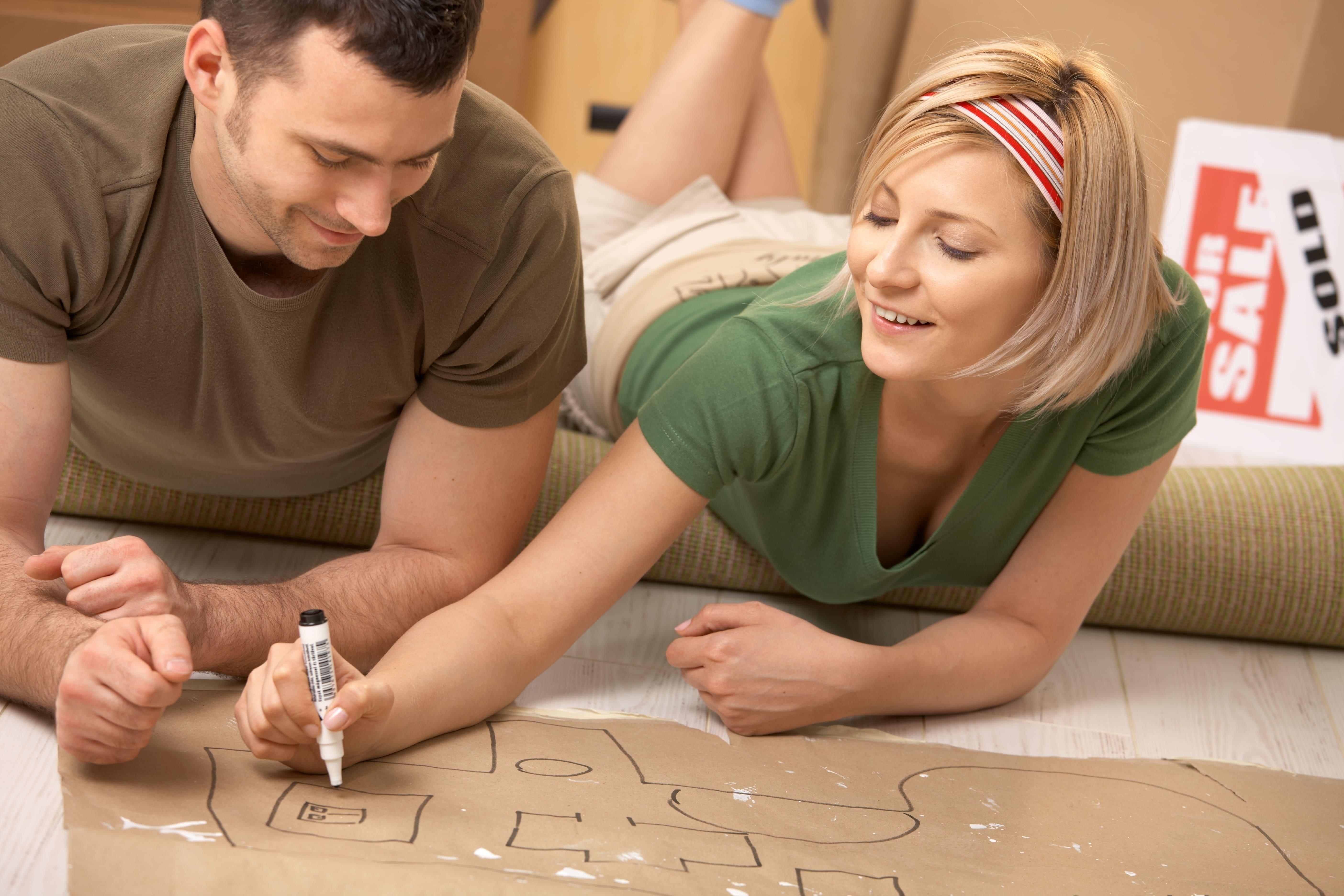 steps to make a good floor plan