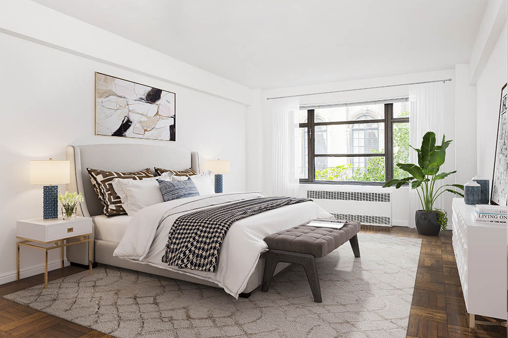 beauty virtual staging