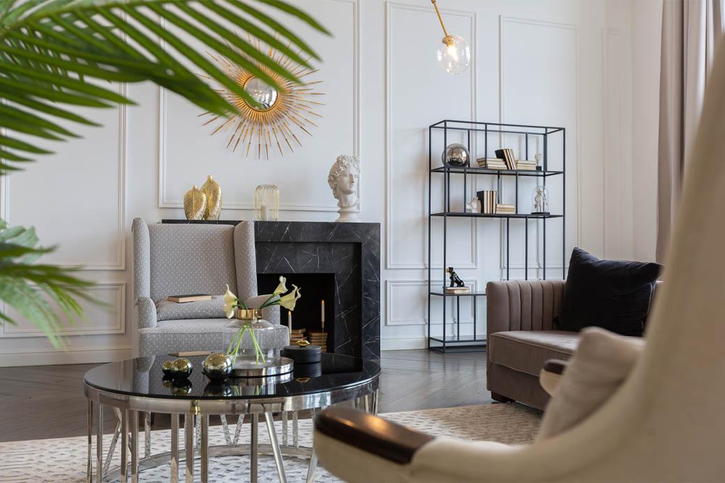 Add coziness to your interior