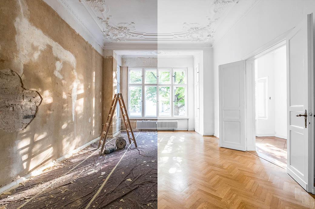 necessity of renovations