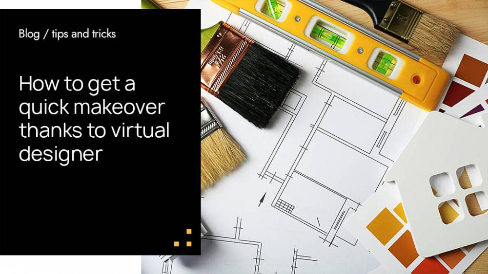 How to get a quick makeover thanks to virtual designer